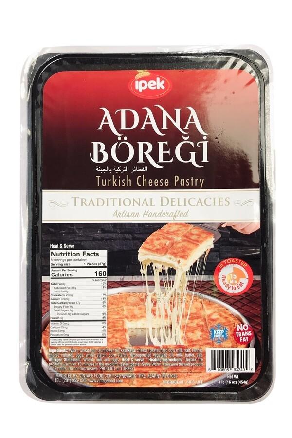 IPEK ADANA BOREGI 1LB  (Frozen)