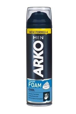 ARKO MEN COOL SHAVE FOAM 200ML