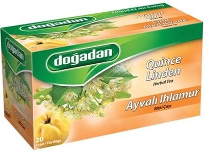 DOGADAN QUINCE LINDEN TEA 20TB