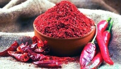 Hasiroglu Mild tatli red pepper flakes (tatli maras biberi) 500gr