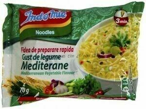 INDOMIE NOODLE SOUP Mediterranean (70GRX5) halal