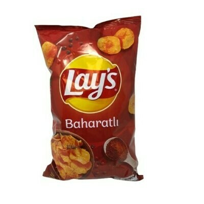 LAYS SPICY SUPER SIZE 101GR