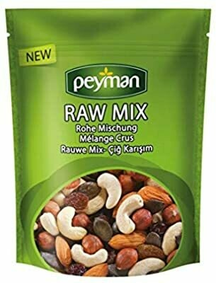 Peyman Turkish Raw mix nuts 150gr