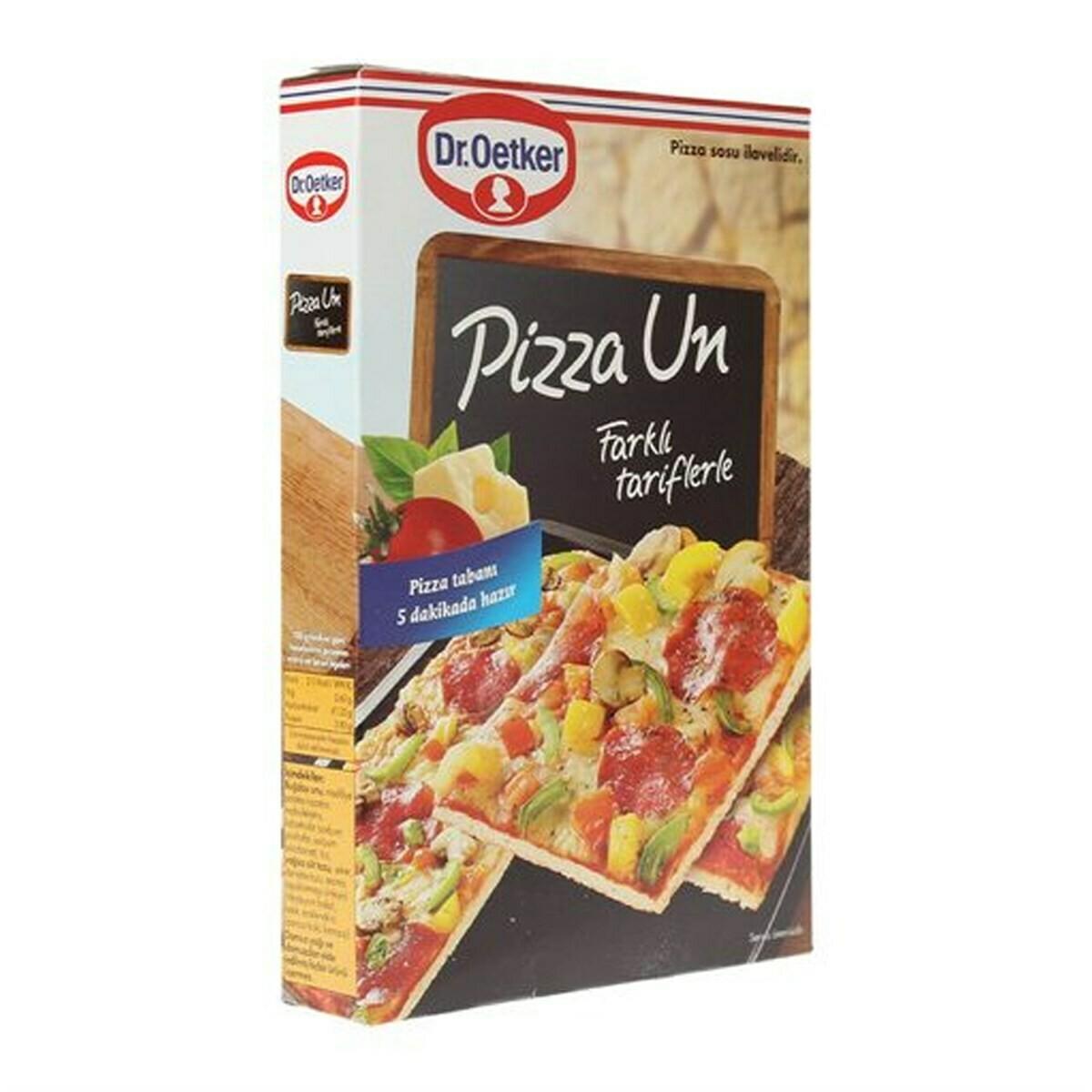 DR. OETKER Pizza un 255gr  Pizza Flour