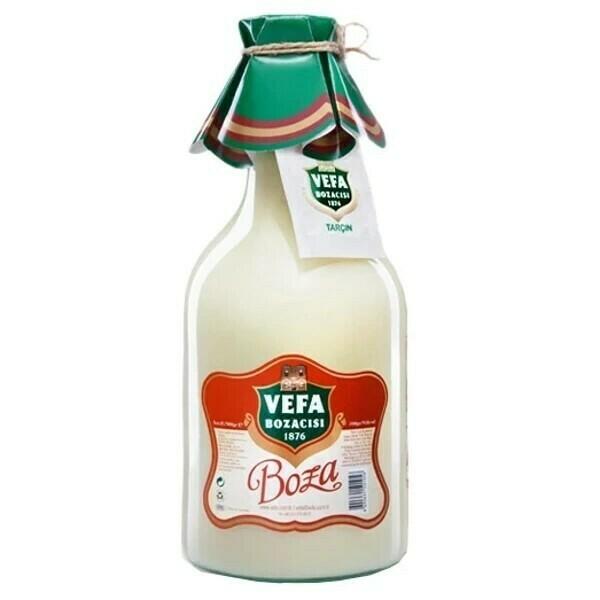 Pre-Order Vefa Boza Bozaci 1 litre