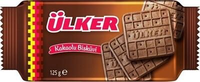 ULKER COCOA BISCUIT 125GR