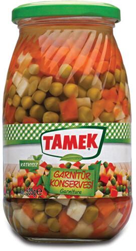 Tamek Garnitur Garniture Jar 560gr