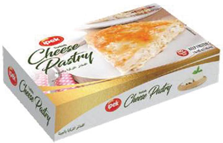 IPEK CHEESE PASTRY (SU BOREGI) 1LB  (Frozen)