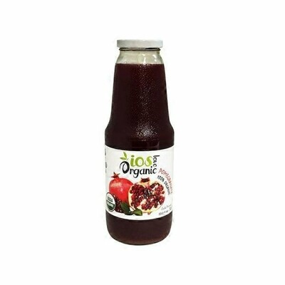 IOS Love 100% Organic Pomegranate Juice  1lt