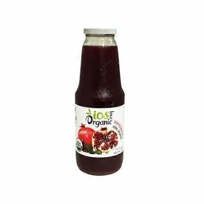 IOS Love 100% Organic Pomegranate Juice  1lt