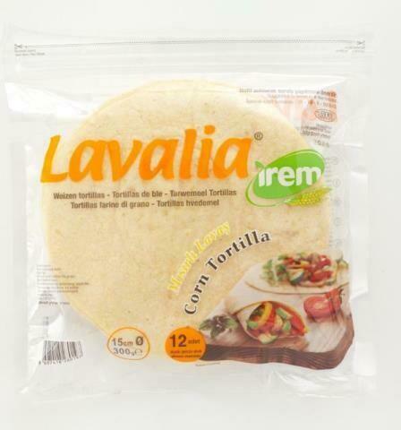 Irem Turkish style Tortilla - Lavash Wraps (Halal) 12 pcs X 25cm