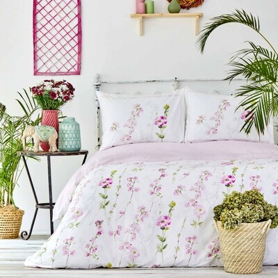 ​Sarah Anderson Blane Double Duvet Cover and Pillow Set