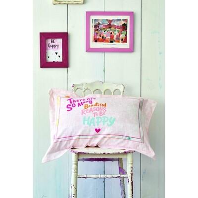 Karaca Home Colirido Pink Rnf Junior Pique Set GENC PIKE