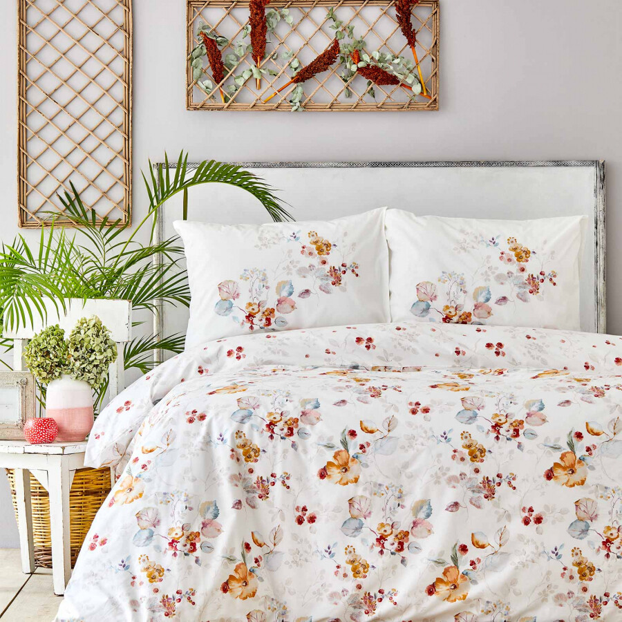 Sarah Anderson Brida Double Duvet Cover and Pillow Set