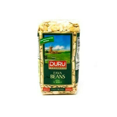 Duru Fava Beans Large (800gr)
