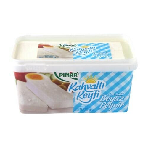 Pinar Full Fat KAHVALTI KEYIFI WHITE CHEESE 800G