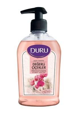 DURU LIQUID SOAP PRECIOUS FLOWERS 300 ML