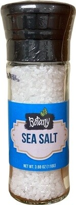 BOTANY SEA SALT 110GR