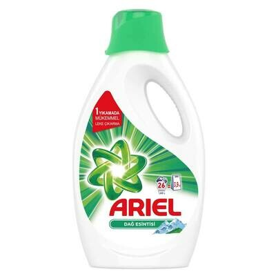 Ariel Matik Liquid  detergent for machine washing 975ml