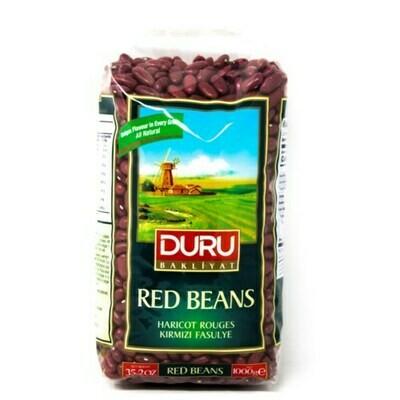 Duru RED BEANS 1000g KIRMIZI FASULYE