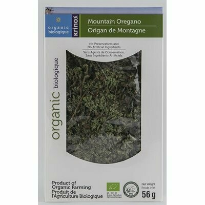 Krinos Organic Greek Oregano Tea 56g