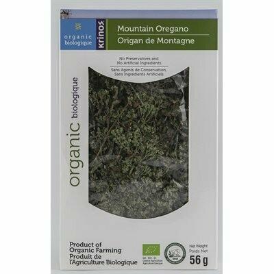 Krinos Organic Greek Oregano Tea 56g