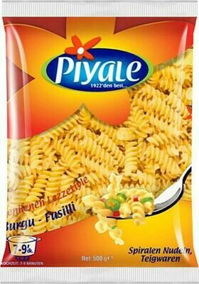 Piyale Fusilli - Burgu Makarna 500 gr