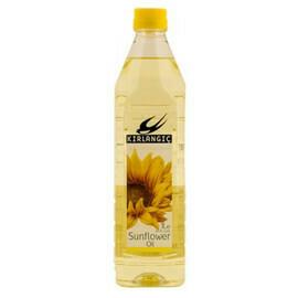 Kirlangic Sunflower Oil 1 liter plastic bottle