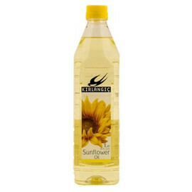 Kirlangic Sunflower Oil 1 liter plastic bottle