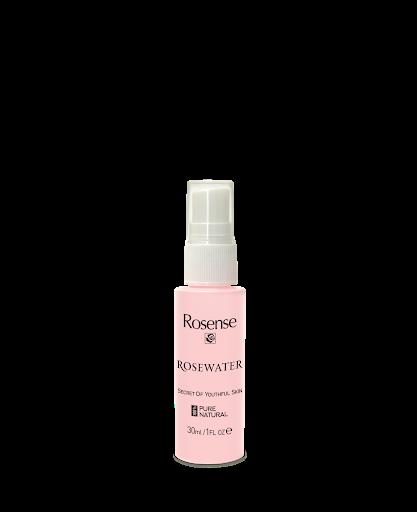 Rosense Gulbirlik Rose Water Spray 30ml - Product of Turkey