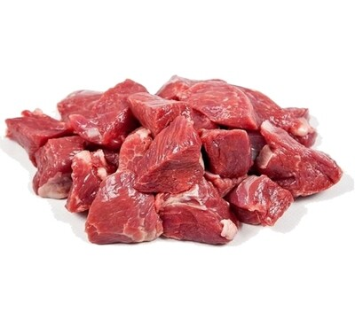 100% Real Organic Baby Goat Boneless ~2lb- ZABIHA HALAL -HAND Slaughtered