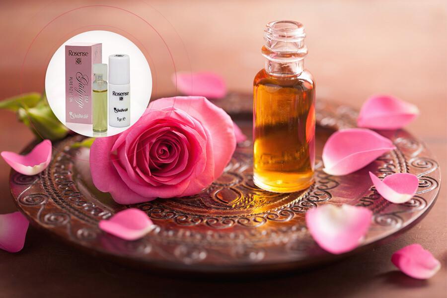 Rosense Gulbirlik Rose Oil 1.17ml- 0.04 fl oz- Product of Turkey
