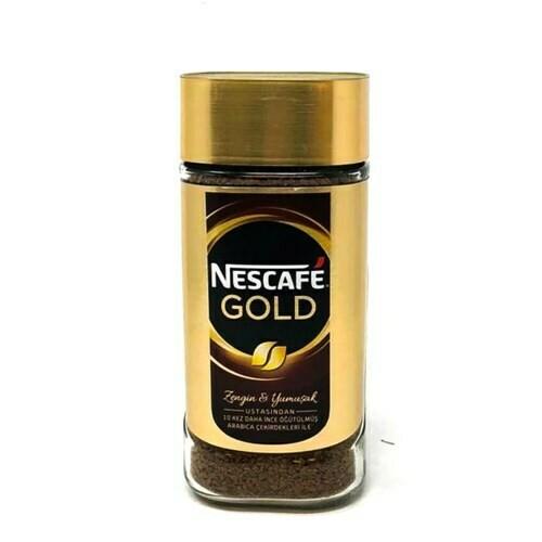 Nescafe GOLD Instant Coffee 200gr