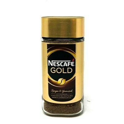 Nescafe GOLD Instant Coffee 200gr