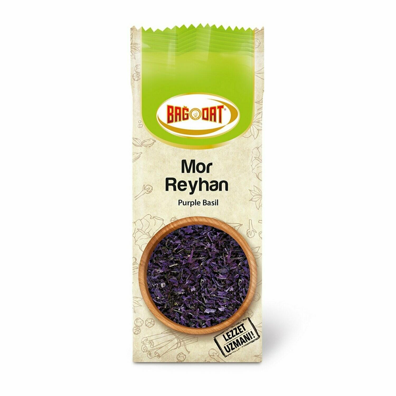 BAGDAT PURPLE BASIL / MOR REYHAN 30 GR