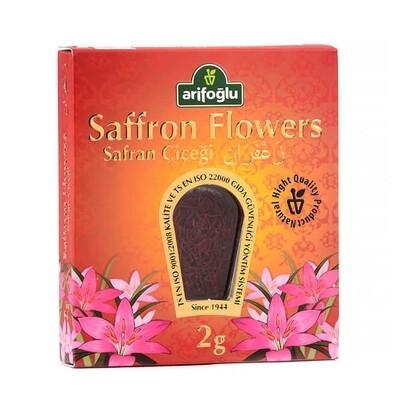 Arifoglu Saffron Flowers 2gr