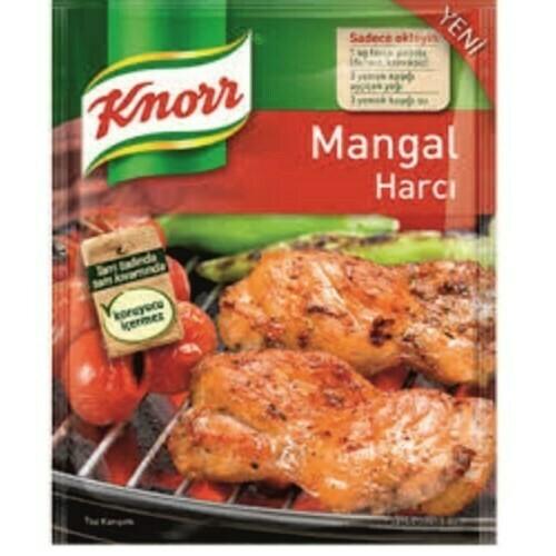 Knorr Grill MANGAL SEASONING 40GR