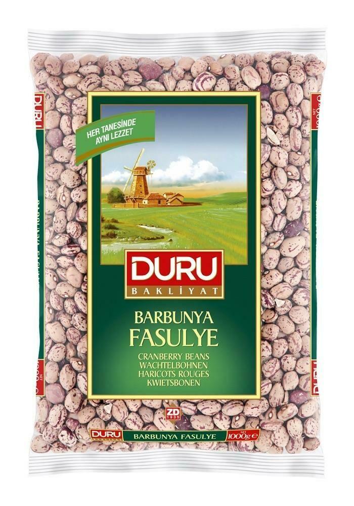 Duru Barbunya 1kg  Red Beans