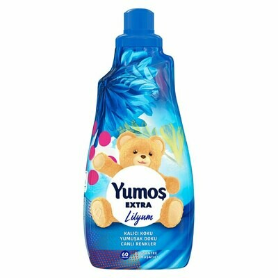 Yumos Laundry Fabric Softener Concentrated Lilyum  1440 ML
