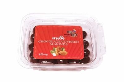 MR. NUT MILK CHOC. ALMOND DRAGEE 6OZ (170GR)