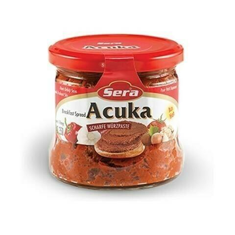 Sera Hot Breakfast Spread Acuka 350gr