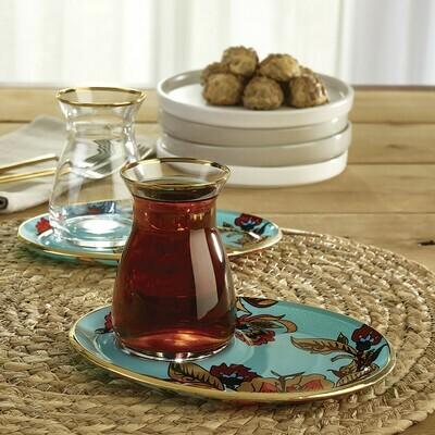 KARACA MITO TEA SET 12 PIECES