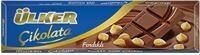 ULKER CHOCOLATE W/HAZELNUT 30GR