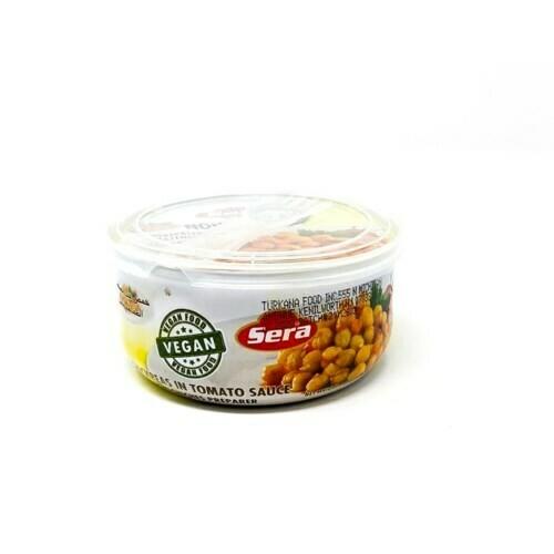 Sera Baked CHICKPEAS IN TOMATO SAUCE 320GR - Nohut Pilaki