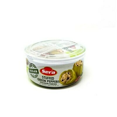 Sera Baked STUFFED GREEN PEPPERS W/RICE 300GR