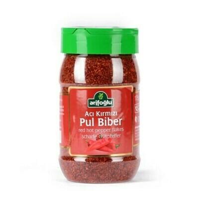 Arifoglu Maras Biberi Crushed Red Pepper Pet 175gr