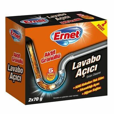 Ernet Lavabo Acici - Drain Opener 140gr