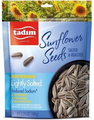 TADIM SUNFLOWER SEEDS LIGHTLY SALTED 149GR