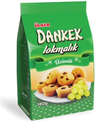 ULKER DANKEK LOKMALIK GRAPE CAKE 180GR