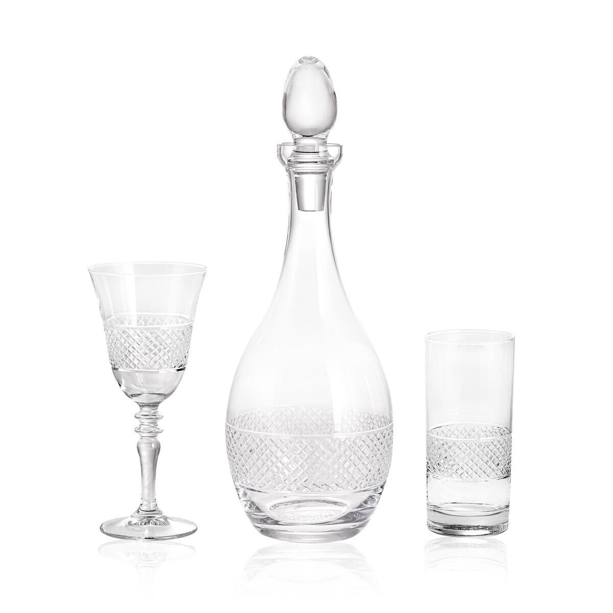 KARACA MEYRA 25 Pieces GLASS SET
